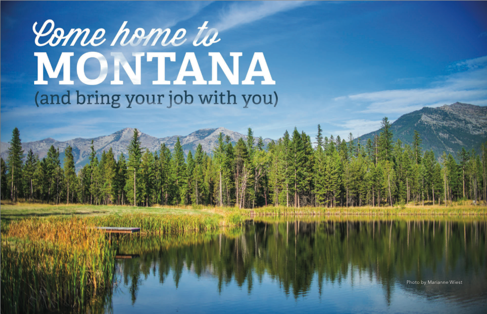 come home to Montana